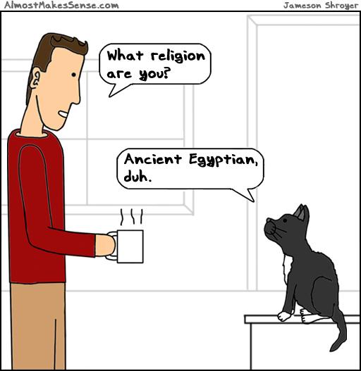 Cat Religion