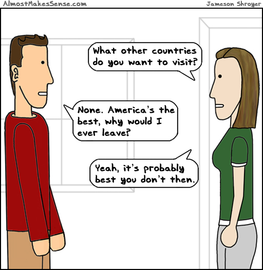 Visit Countries