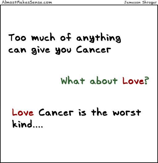 Love Cancer