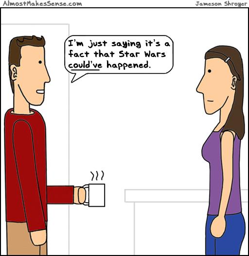 Star Wars Happened