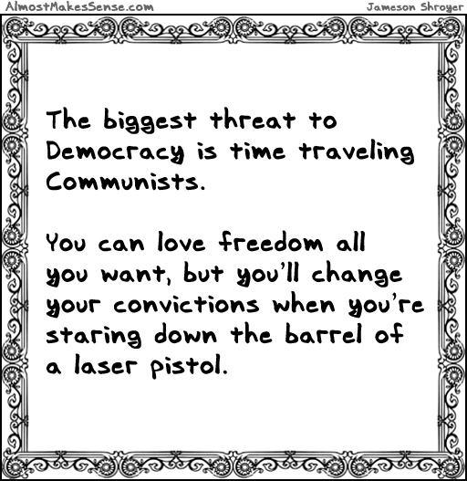 Democracy Threat