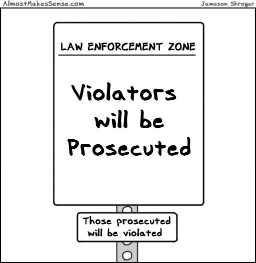 Violators Violated