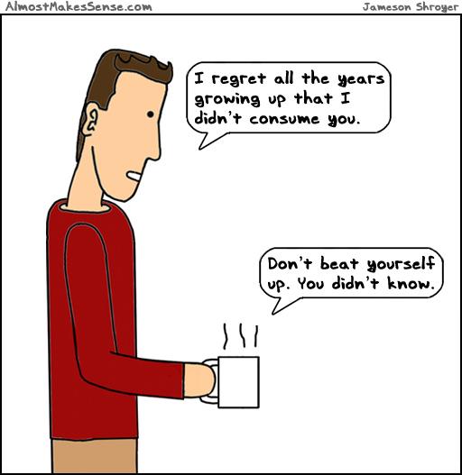 Coffee Regret