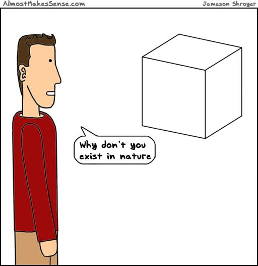 Cube Nature
