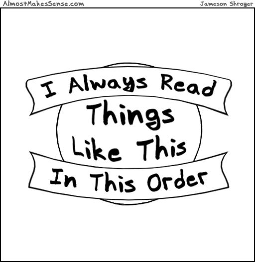 Read Order