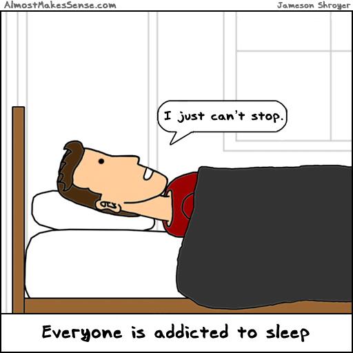 Addicted Sleep