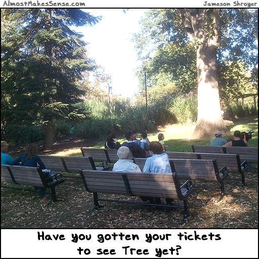 Tree Tickets