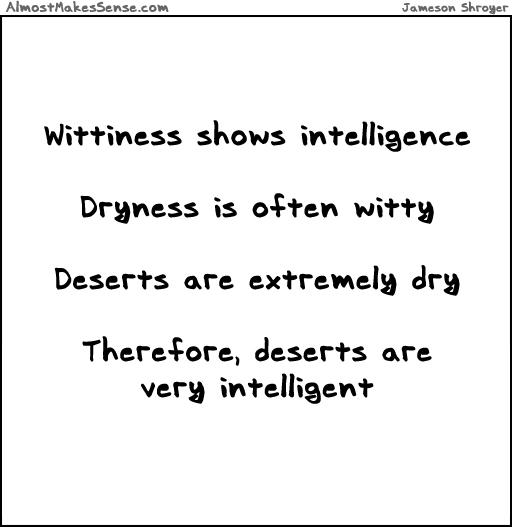 Desert Intelligence