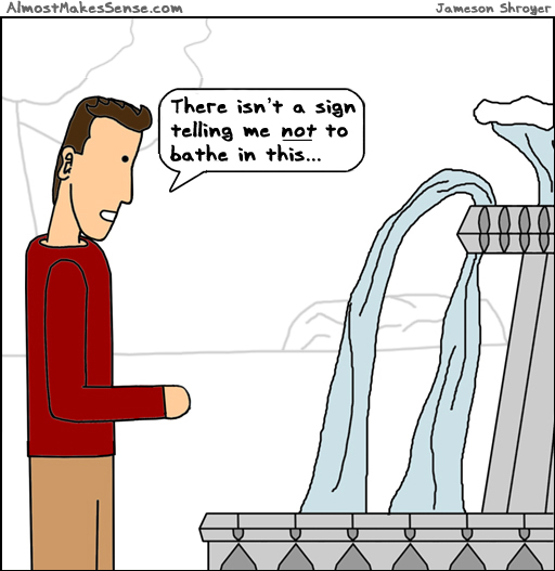 Bathe Fountain