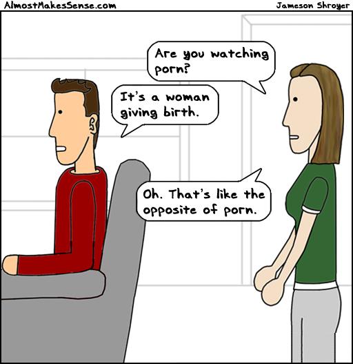 Porn Opposite