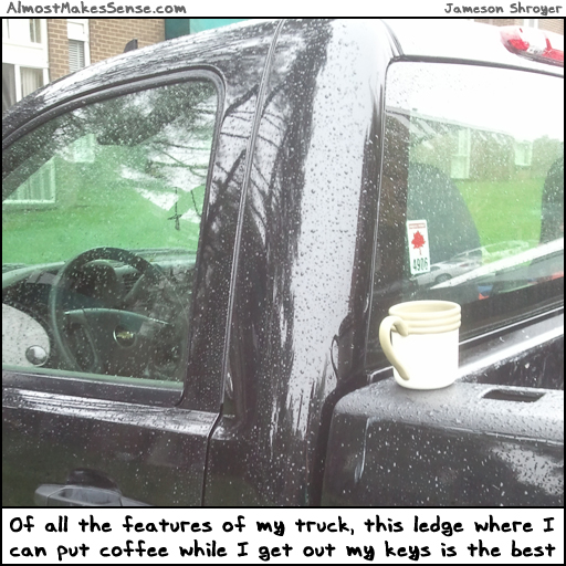 Coffee Ledge