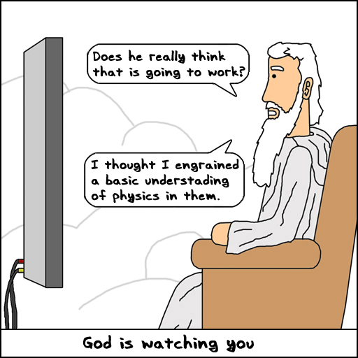 Watching Physics