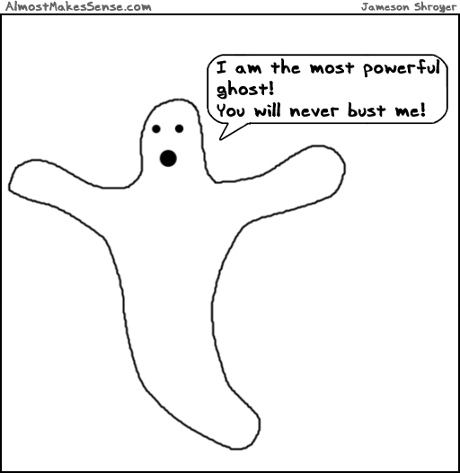 Bust Ghost