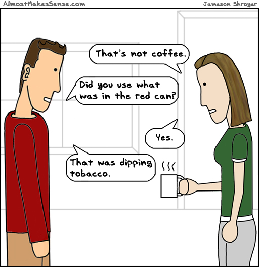Not Coffee