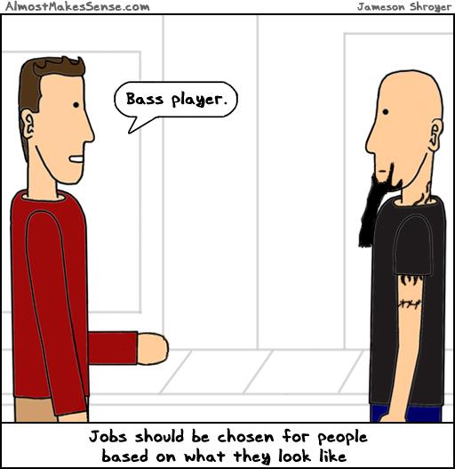 Jobs Look