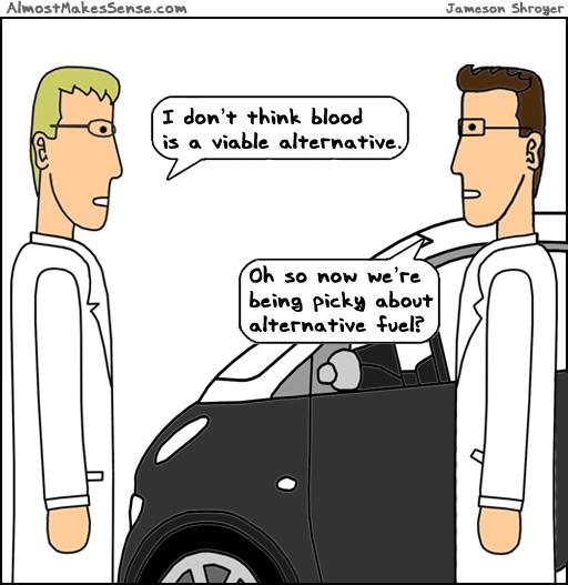 Blood Fuel