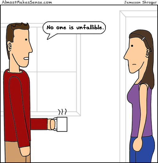 Unfallible