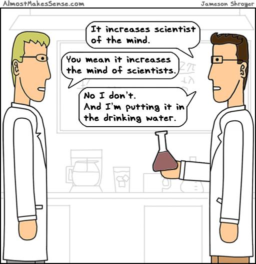 Scientist Mind