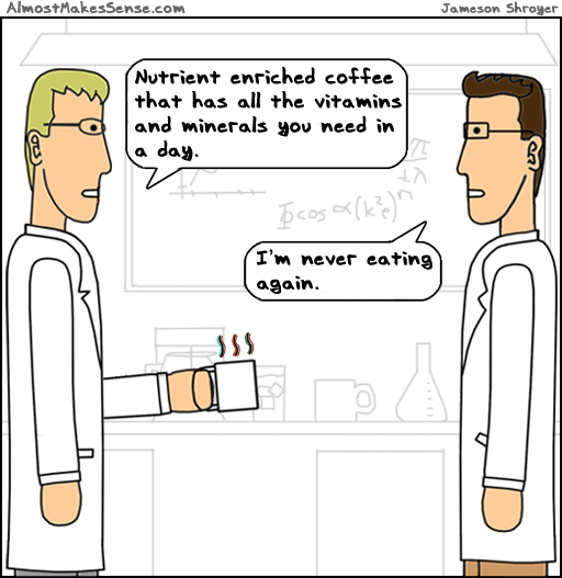 Nutrient Coffee