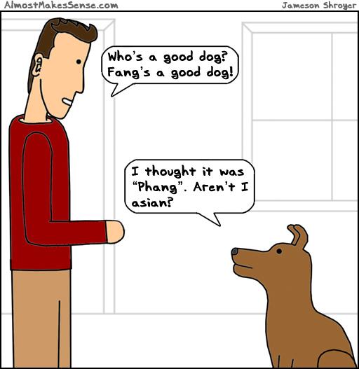 Fang Dog