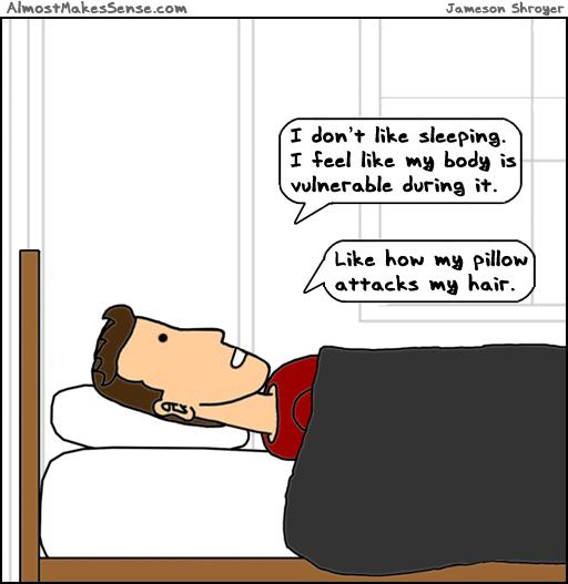 Sleep Vulnerable