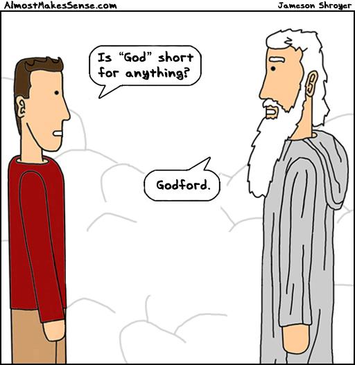 God Short For