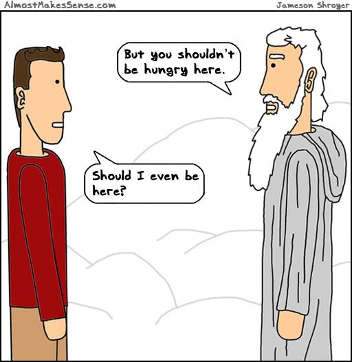 Be In Heaven