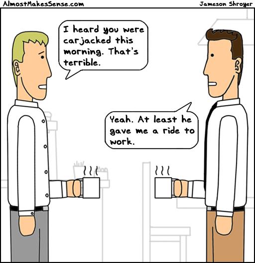 Carjacked Ride