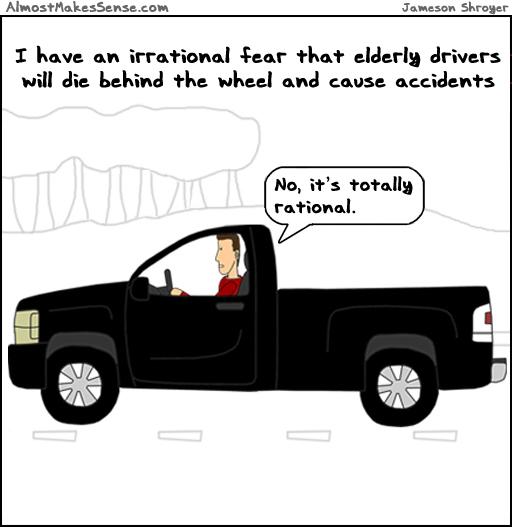 Eldery Drivers