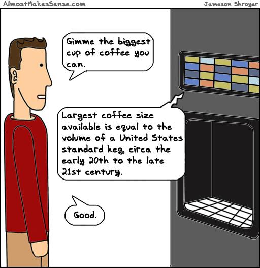 Biggest Coffee