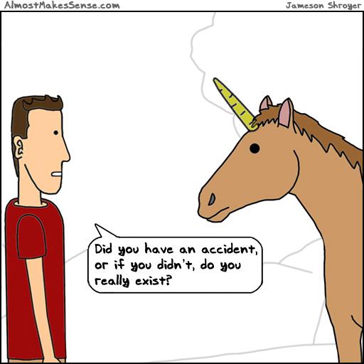 Unicorn Accident