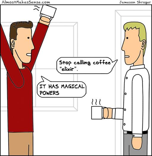 Coffee Elixir