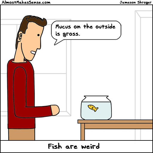 Fish Mucus