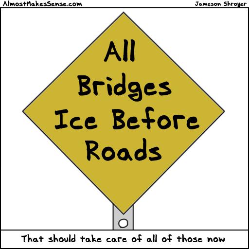 Bridges Ice