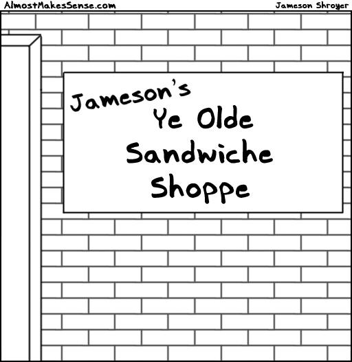 Sandwiche Shoppe