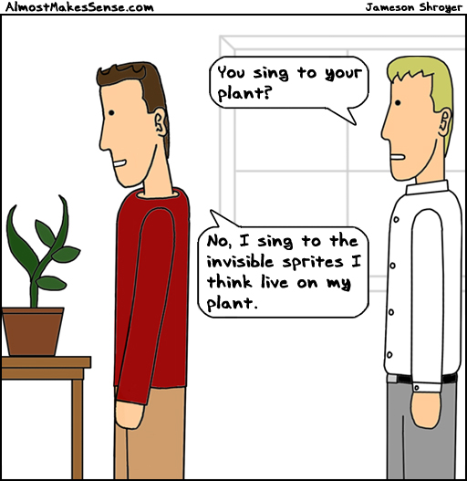 Sing To Plant