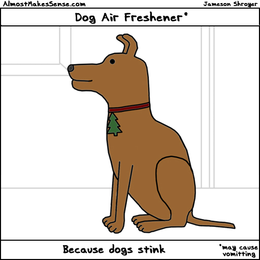Dog Freshener