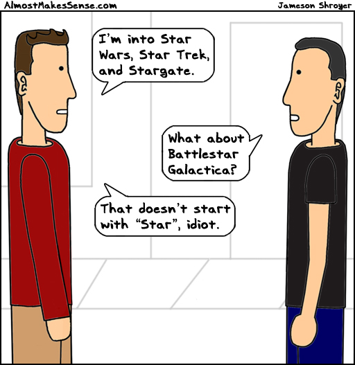 Star Sci Fi