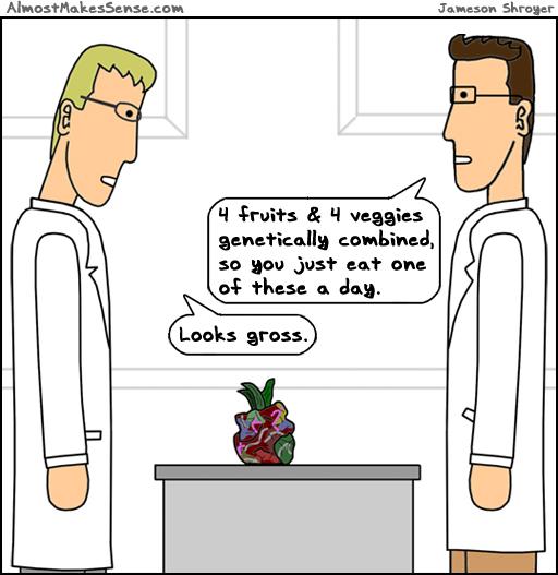 Fruit Veggie