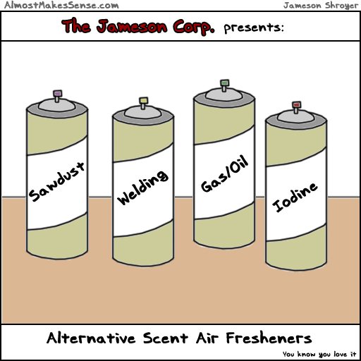 Alternative Scent