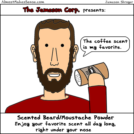 Beard Scent