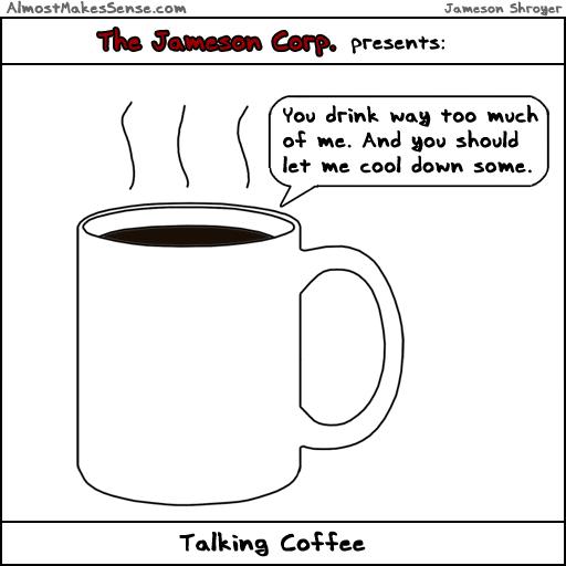Talking Coffee
