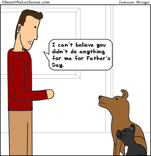 Pet Fathers Day