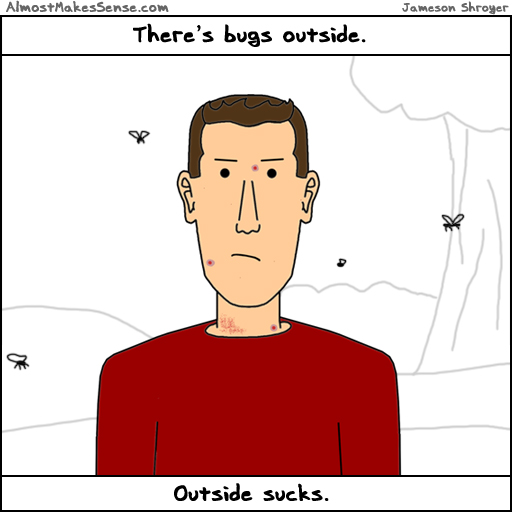 Bugs Outside