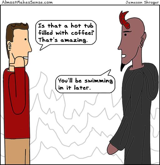 Coffee Swim