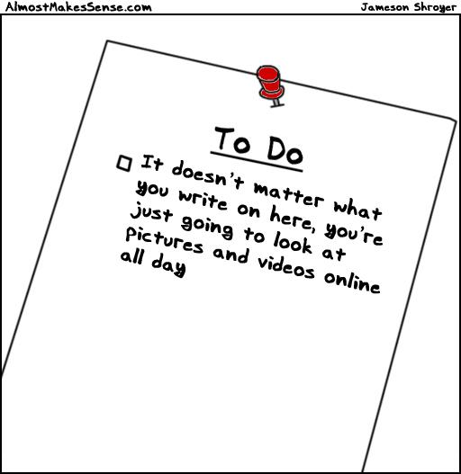 Never To Do