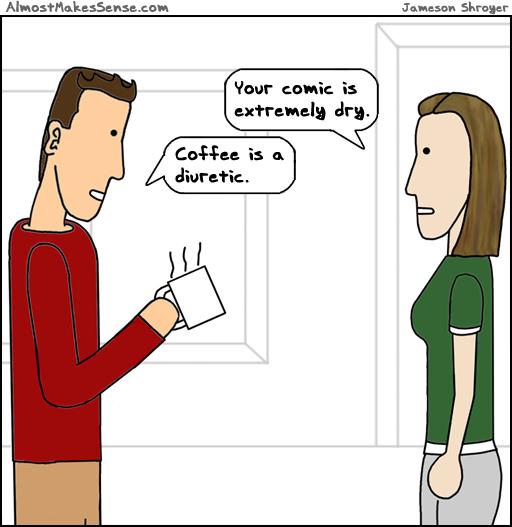 Dry Comic