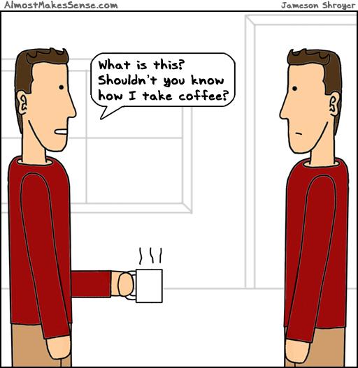 Take Coffee