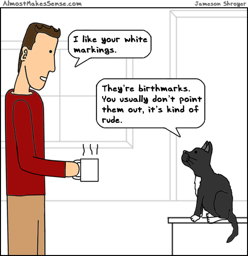 Cat Markings