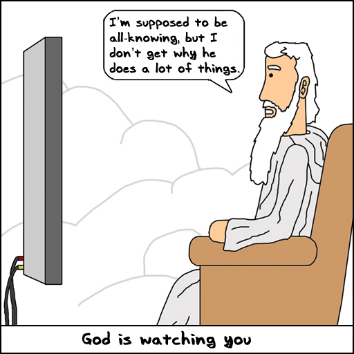 Watching All Knowing